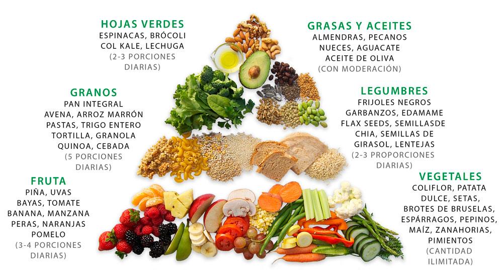alimentos a base de semillas